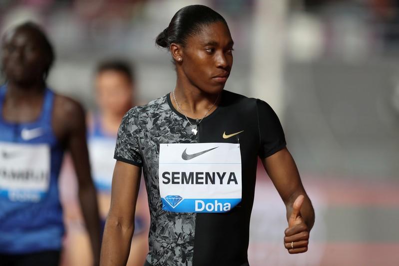 FILE PHOTO: Diamond League - Doha