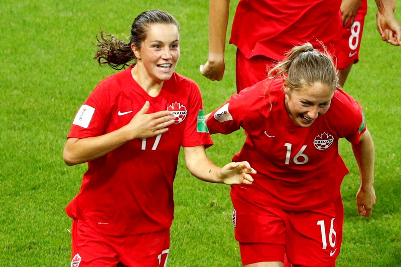 Women's World Cup - Group E - Canada v New Zealand