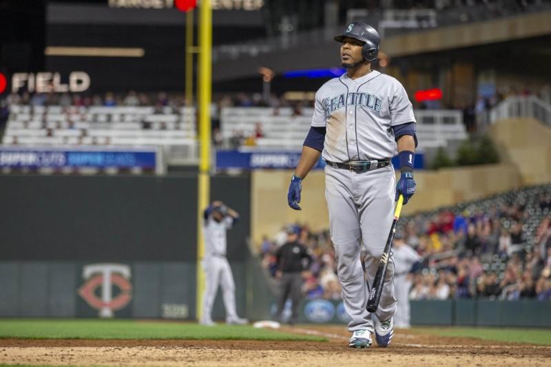 FILE PHOTO: MLB: Seattle Mariners at Minnesota Twins