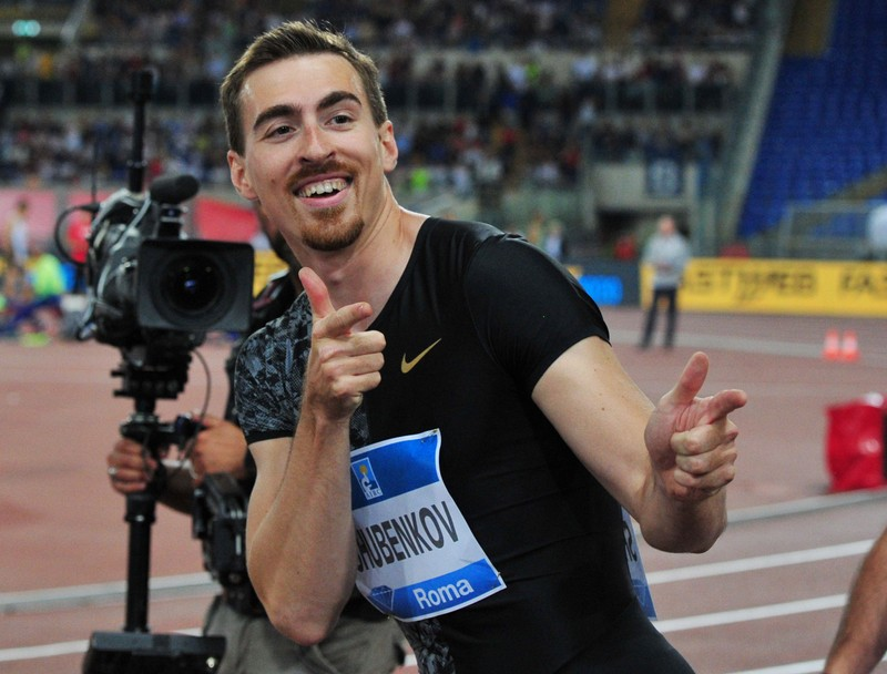 FILE PHOTO: Athletics - Diamond League - Rome
