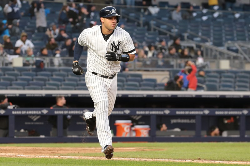 MLB: Baltimore Orioles at New York Yankees
