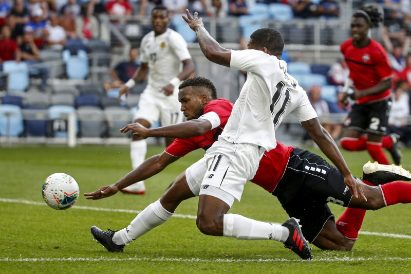 Soccer: CONCACAF Gold Cup-Panama at Trinidad and Tobago