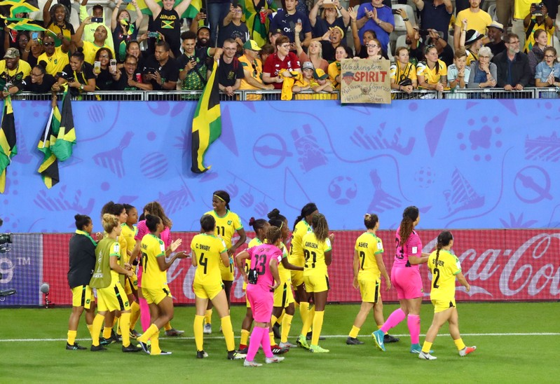 Women's World Cup - Group C - Jamaica v Australia