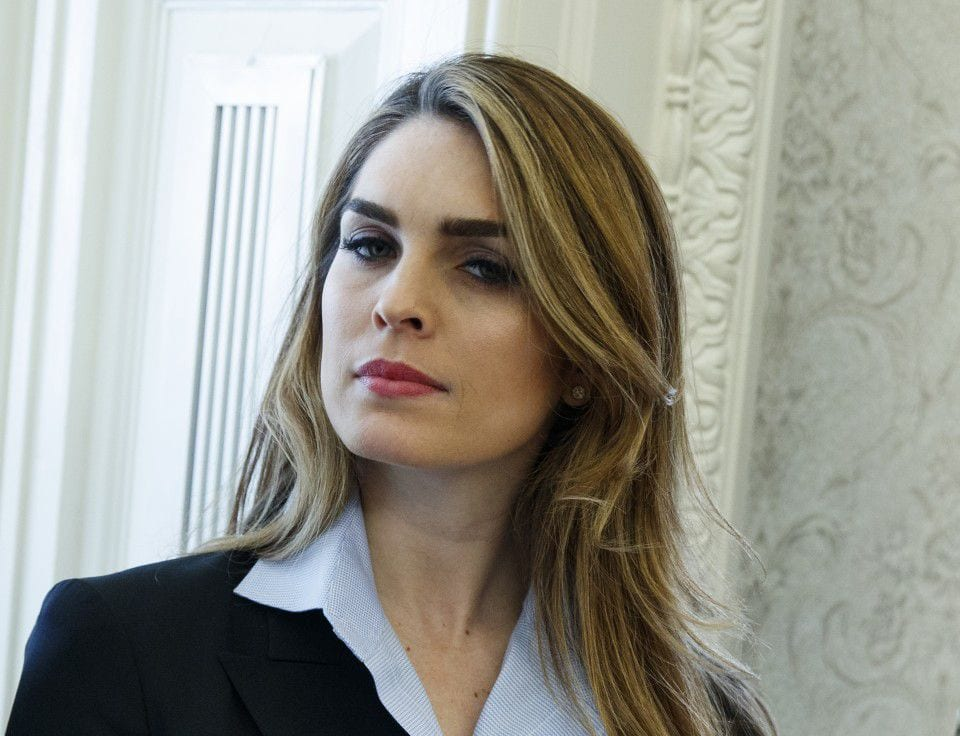 White House Directs Hope Hicks to Withhold Documents from House Judiciary Committee