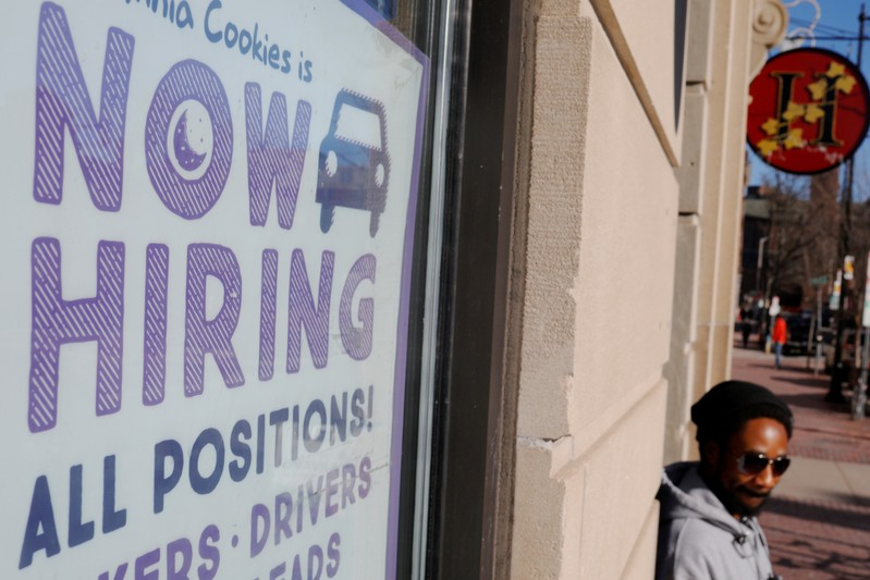 U.S.  economy adds 224,000 jobs in June, a strong comeback after May