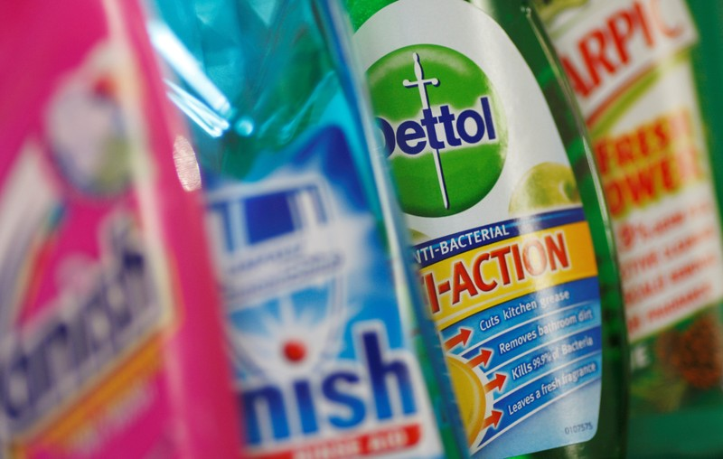Reckitt hammered by $1.4bn opioid settlement bill