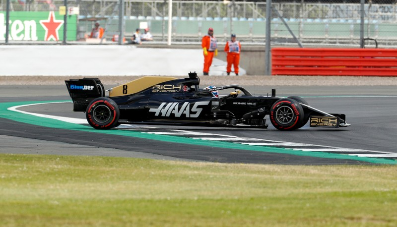 Formula One F1- British Grand Prix