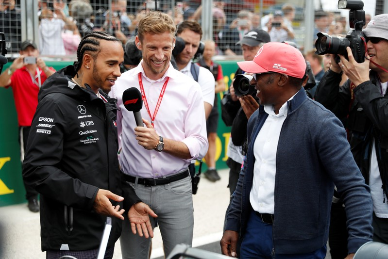 Formula One F1- British Grand Prix