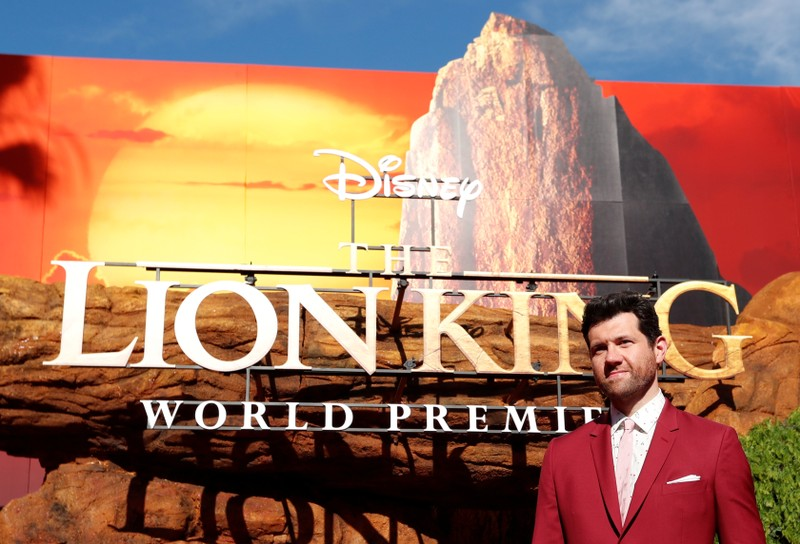 World Premiere of Disney's Lion King movie in Los Angeles