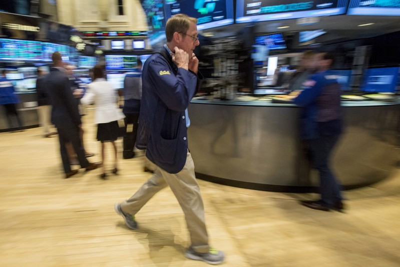 Wall Street opens higher as rate cut expectations grow