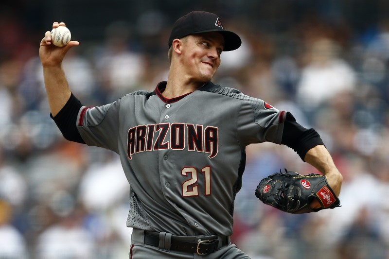 Zack Greinke heads to Houston amid a busy Major League Baseball  trade deadline
