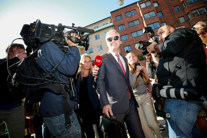 The third day of ASAP Rocky's trial in Stockholm