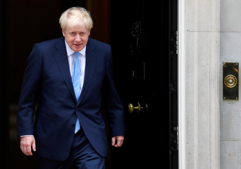 Brexit fallout: UK's Johnson woos 'best and brightest' immigrants