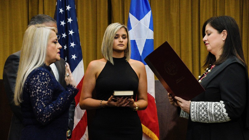 Puerto Rico S New Governor Says She Intends To Remain In Office