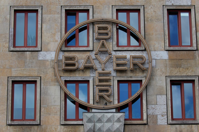 Bayer shares soars on report of proposed US$8 bil Roundup settlement