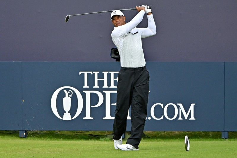 FILE PHOTO: PGA: The Open Championship - Second Round