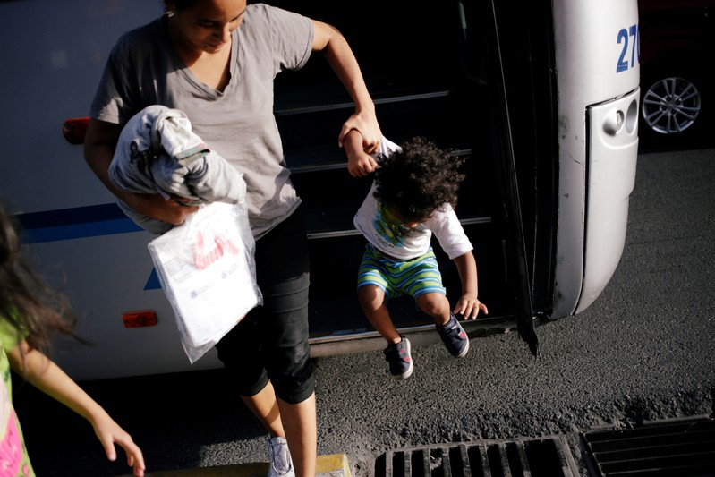 Mexico is busing asylum-seeking migrants to southern border