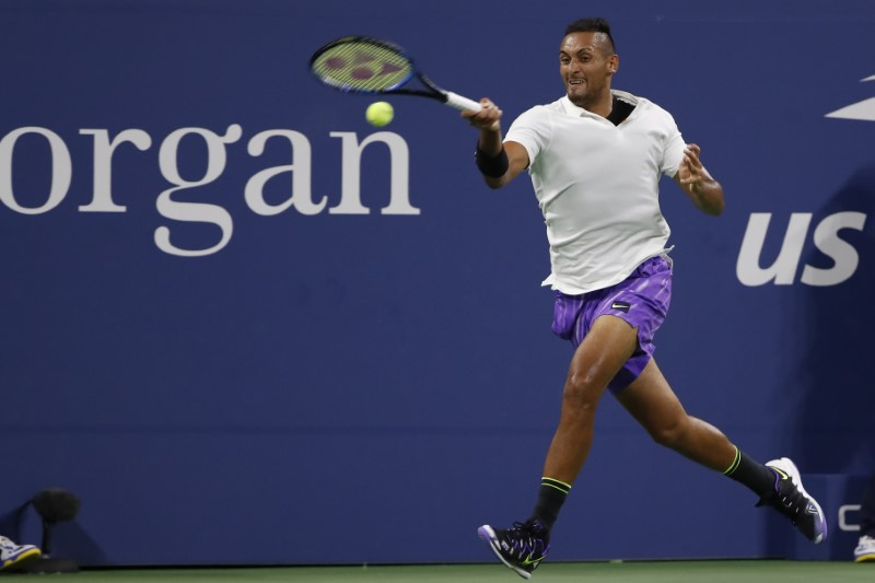 Kyrgios considered for 'major offense' for 'corrupt' comment