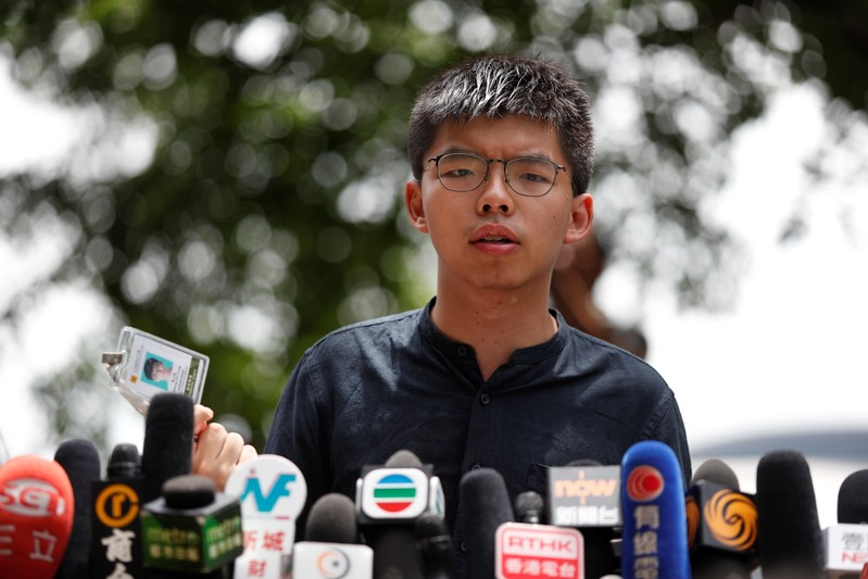 Hong Kong protests: pro-democracy leaders arrested in crackdown