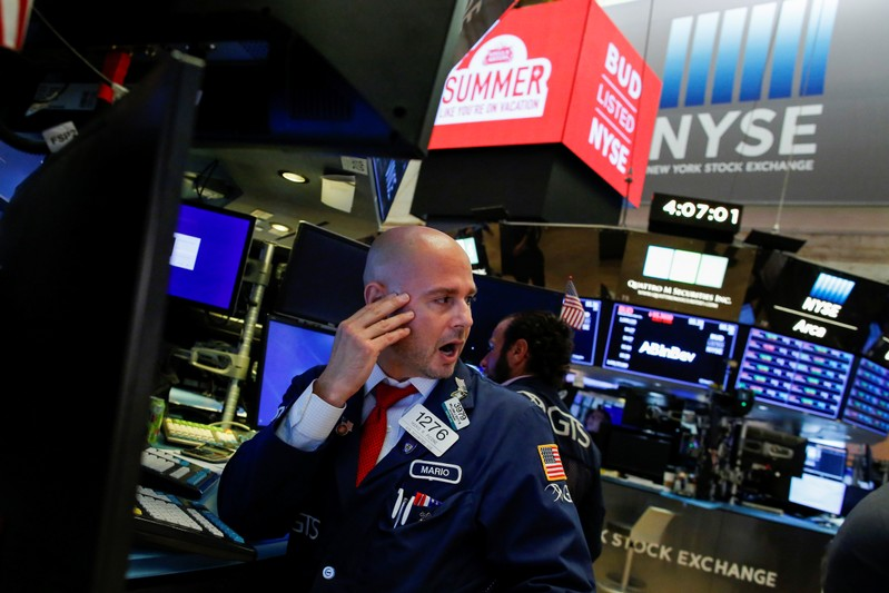 Dow surges 326 points on hopes for U.S.-China trade talks