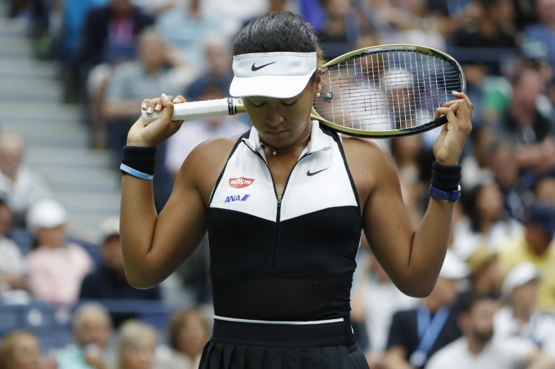 US Open 2019: Defending champion Naomi Osaka loses to Belinda Bencic