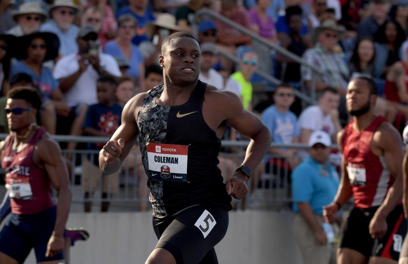 FILE PHOTO: Track and Field: USATF Championships