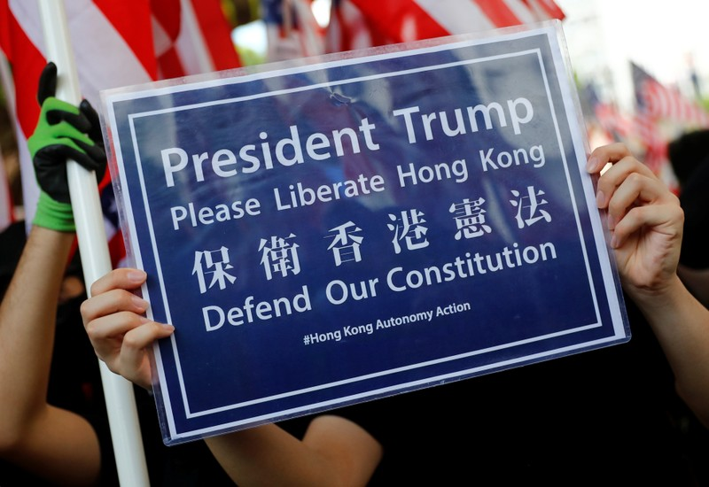 After weeks of protests, Hong Kong leader Carrie Lam withdraws extradition bill