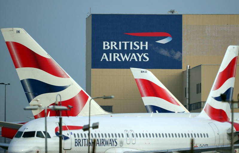 Most British Airways UK flights cancelled due to strike