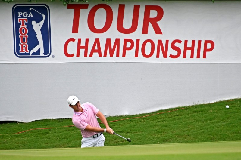 FILE PHOTO: PGA: TOUR Championship - Third Round