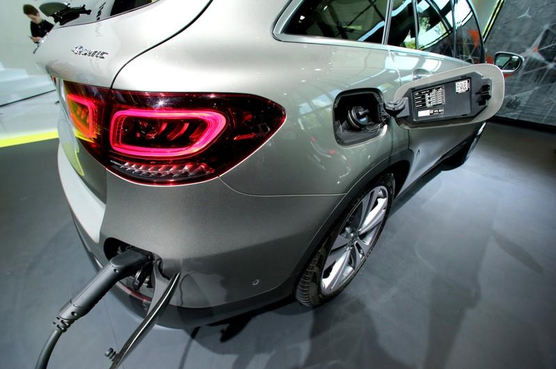 Frankfurt hosts the international Motor Show
