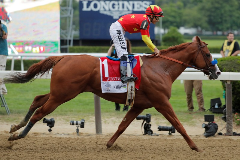 Triple Crown victor  Justify failed drug test ahead of Kentucky Derby win