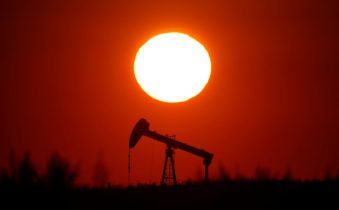 Oil prices edge up after turbulent week as Saudi Arabia reassures on output