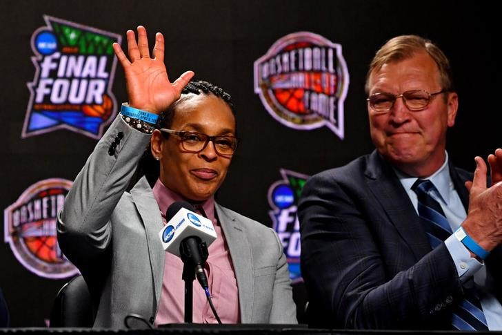 NCAA Basketball: Final Four-Hall of Fame Press Conference