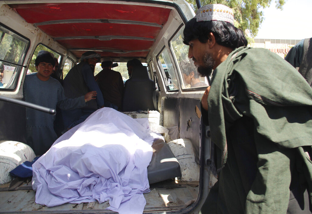 Killed, 13 Injured In Attack By Afghan Forces