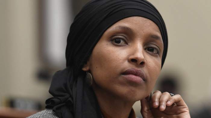 Rep. Ilhan Omar: False Trump tweet puts her life 'at risk'