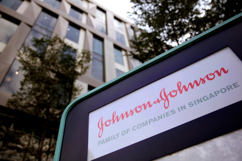 Johnson & Johnson ordered to pay man $8bn over breast growth