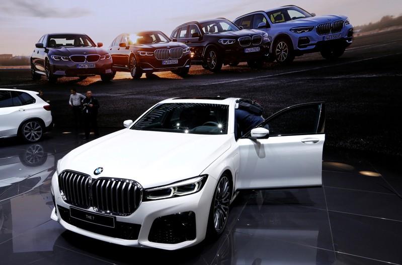 FILE PHOTO: 89th Geneva International Motor Show in Geneva
