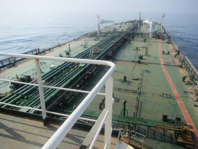 The tanker Sabiti was hit in Red Sea waters off Saudi Arabia on Friday, Iranian media have reported