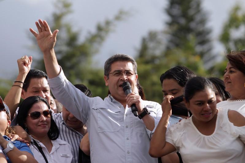 Honduran politician Juan Antonio