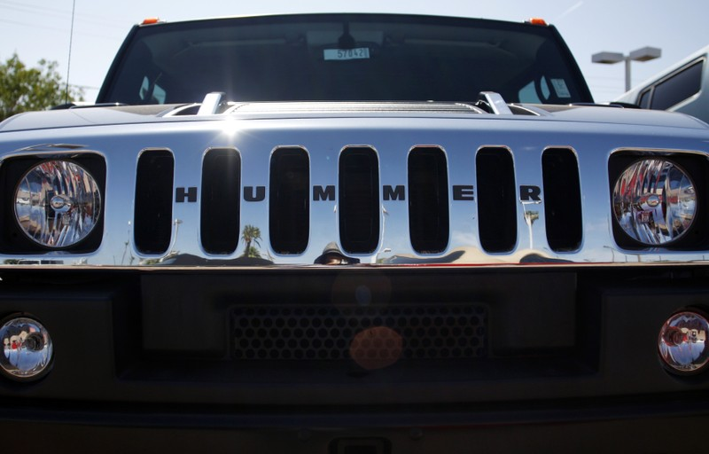 GM could introduce a Hummer EV SUV by 2021