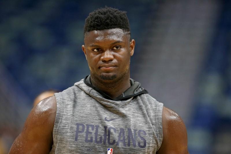 FILE PHOTO:  NBA: Preseason-Utah Jazz at New Orleans Pelicans