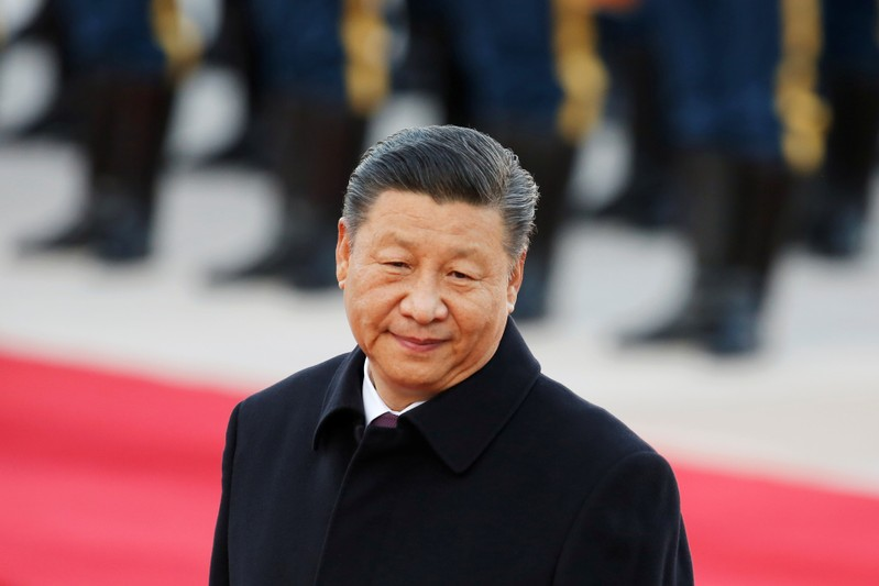 China's President Xi Urges Accelerated Blockchain Technology Adoption