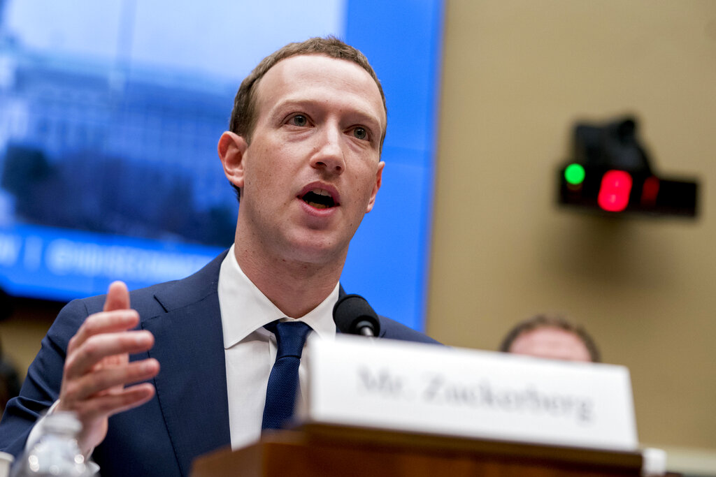 In Leaked Audio, Zuckerberg Slams Warren Proposal to Break Up Facebook