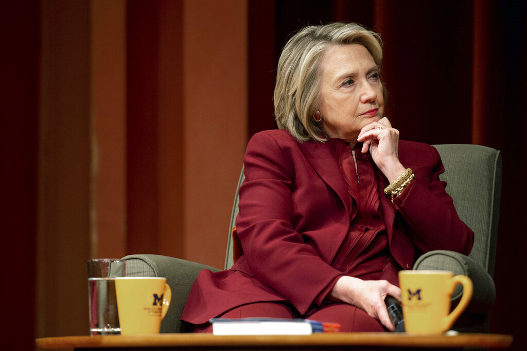 38 people cited for violations in Hillary Clinton email probe