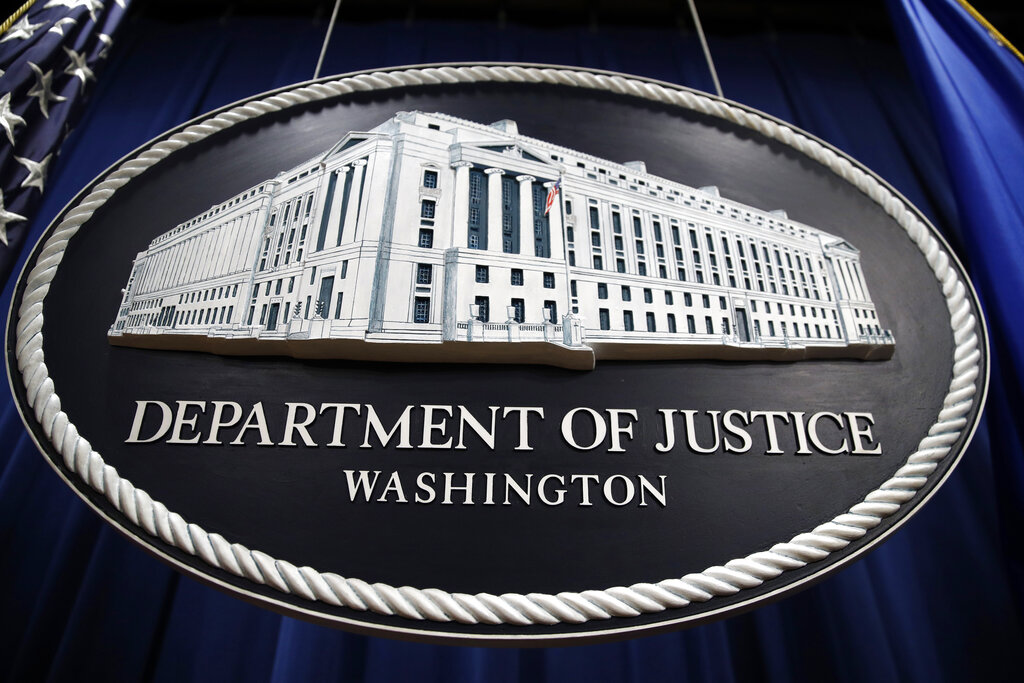Department of Justice launches criminal investigation into Russian Federation probe