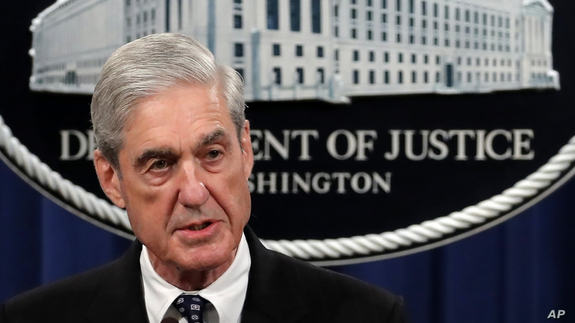 Judge Orders Trump Administration To Reveal Mueller's Complete Report On Russia Probe