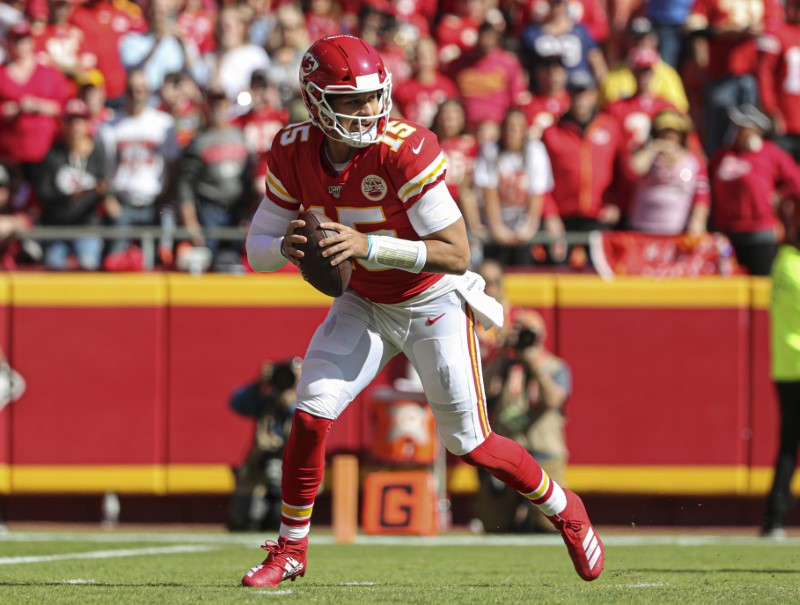 FILE PHOTO: NFL: Houston Texans at Kansas City Chiefs