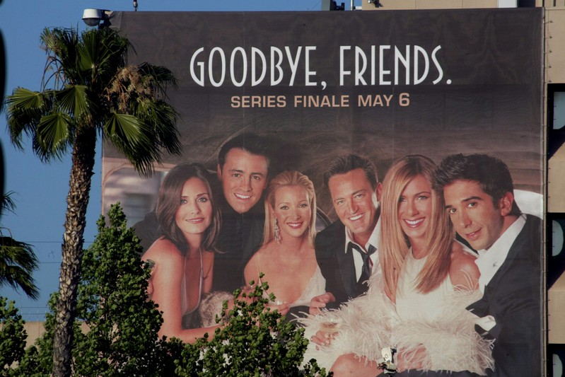 A 'Friends' Reunion Special is Really in the Works at HBO Max