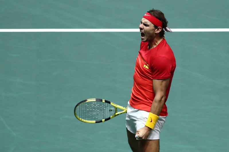 Lopez praise for superhero Nadal after Cup win