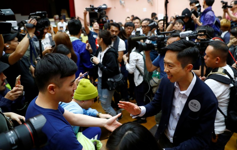 Hong Kong election results: What do elections mean for pro-democracy protests?